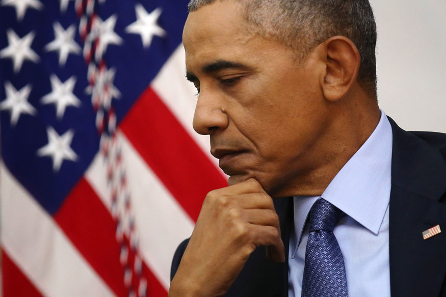 Barack Obama Receives Thousands Of #ThankYouObama Posts On His Last Day