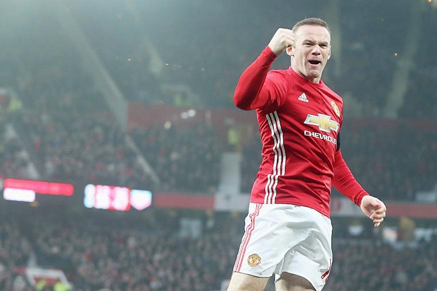 Wayne Rooney's Five Best Manchester United Goals
