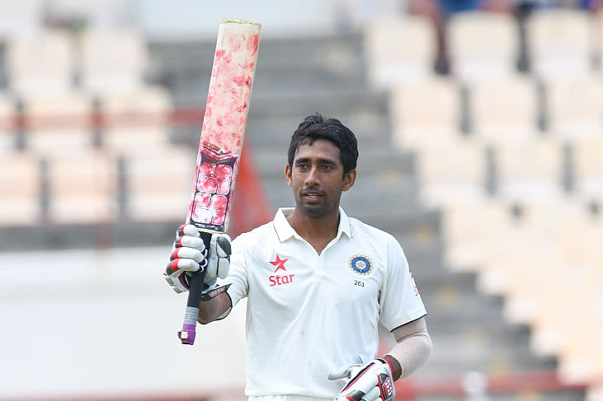 Value My Twin 50's Against New Zealand More Than Irani Cup Knock: Saha