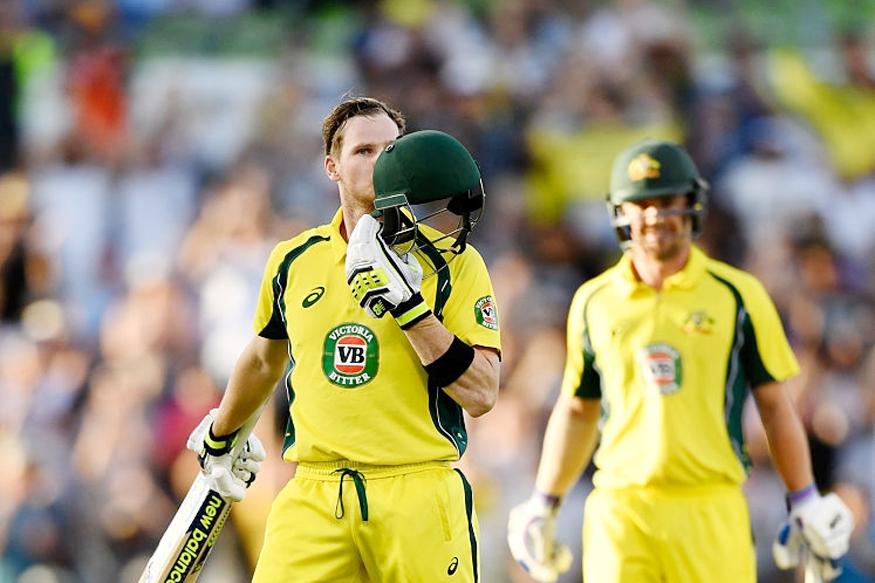 3rd ODI: Steve Smith, Peter Handscomb Punish Sloppy Pakistan in Perth