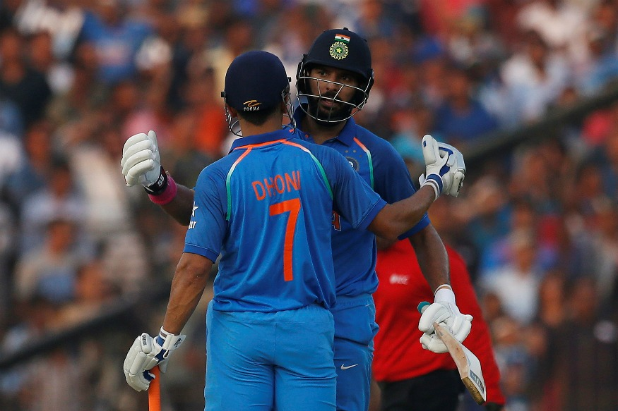 Yuvraj Singh And MS Dhoni Hit Centuries, Twitter Explodes With Praise