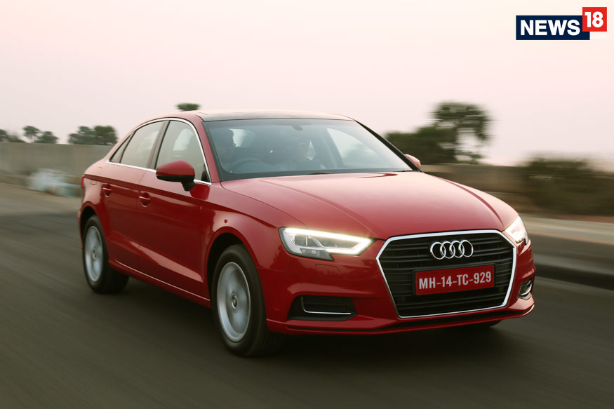 2017 audi a3 to launch in india on april 6 2017 news18. Black Bedroom Furniture Sets. Home Design Ideas