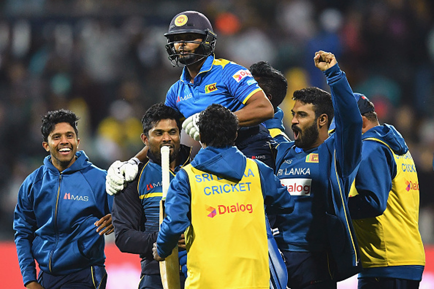 2nd T20I: Asela Gunaratne Fireworks Win Series for Sri Lanka