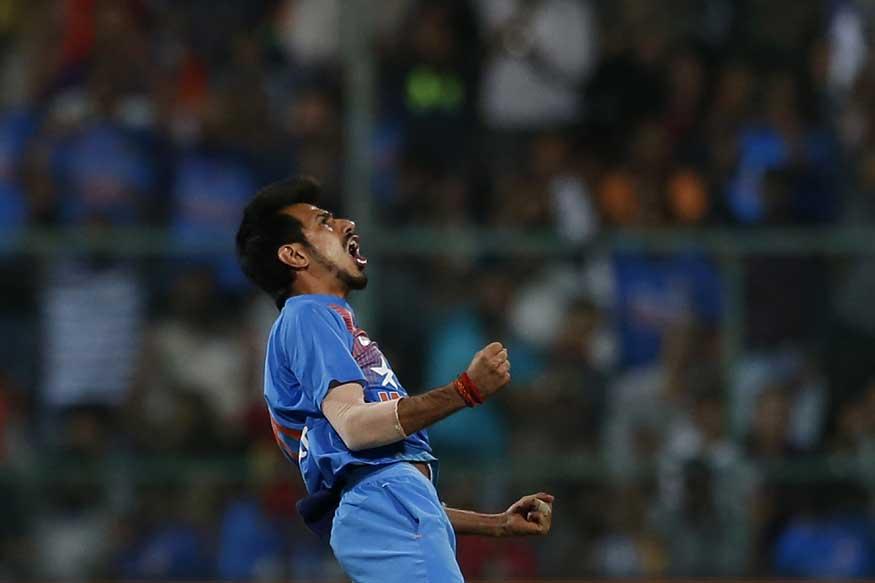 Live Cricket Score, India vs Sri Lanka 2017, 3rd ODI, Visakhapatnam: Chahal, Kuldeep Star as SL are Dismissed for 215