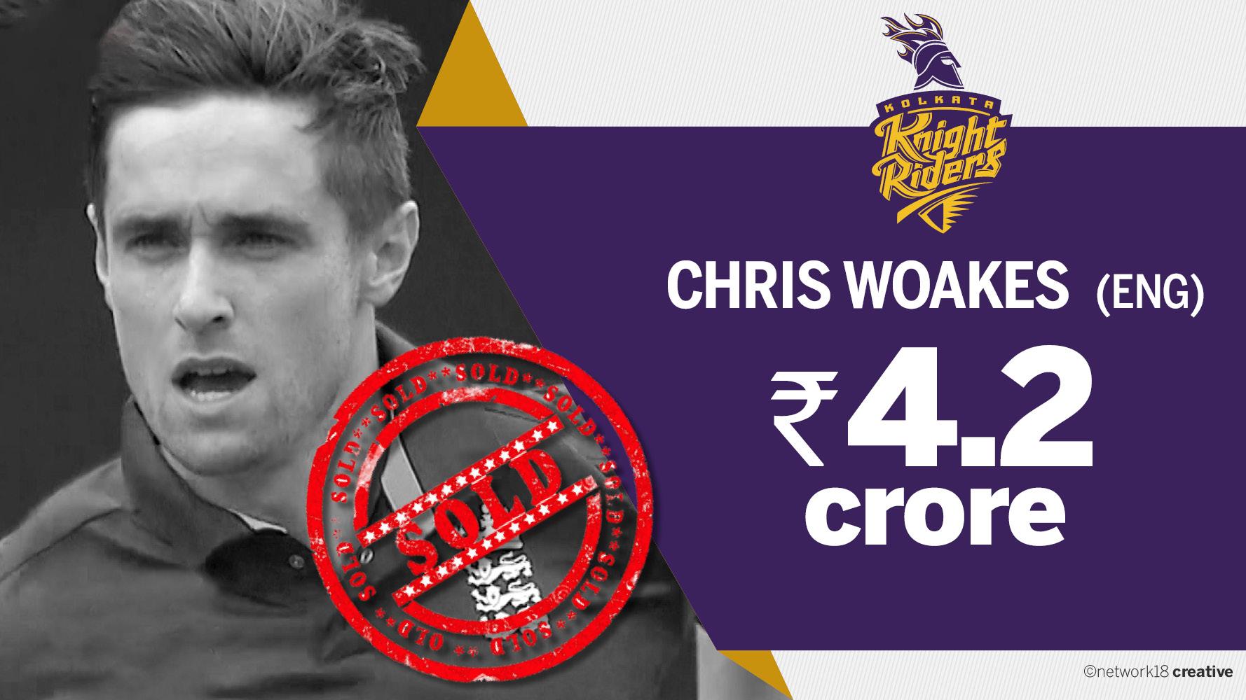 Chris Woakes  (ENG)