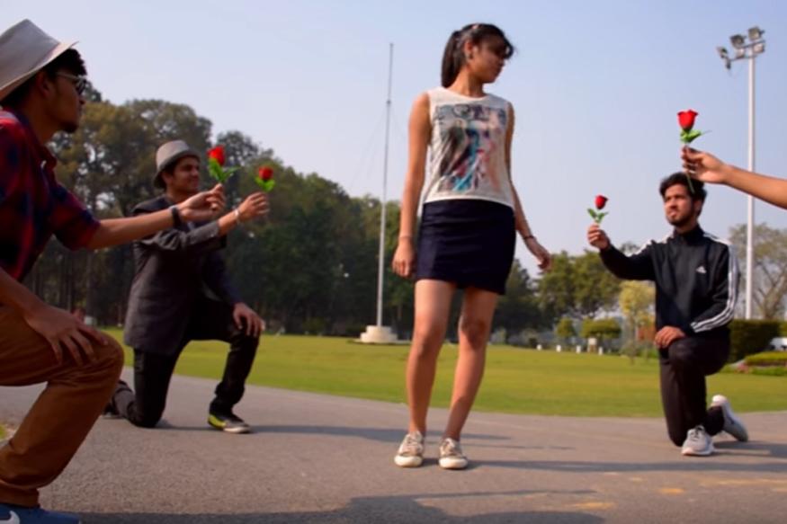 Watch: IIT Roorkee Students Recreate Ed Sheeran's 'Shape of You'