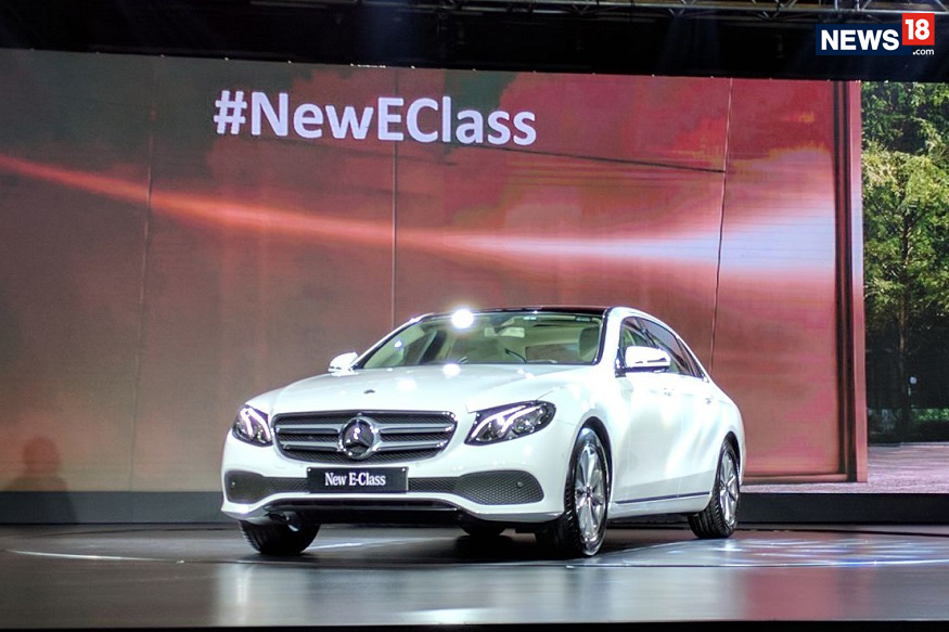 Mercedes-Benz, Mercedes-Benz E-Class, Long Wheelbase, Extended Wheelbase, Launch