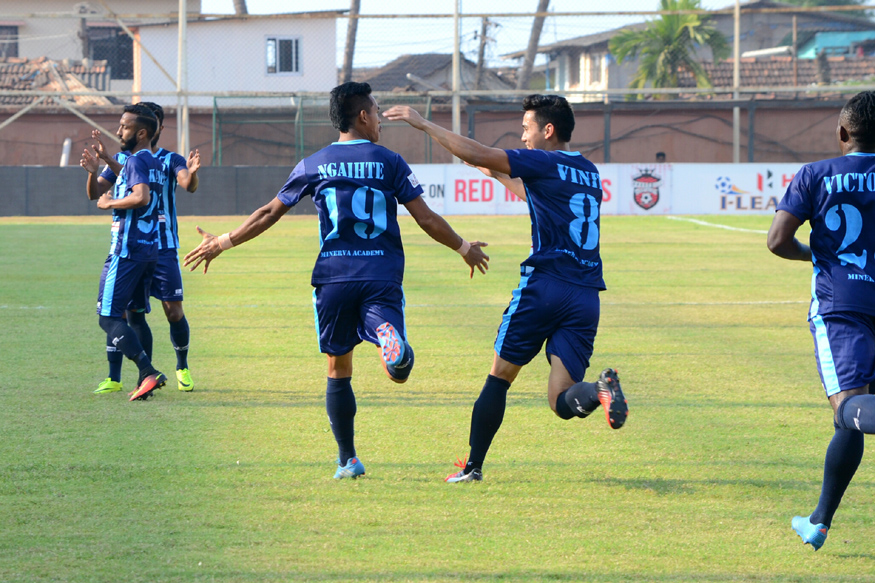 I-League: Minerva Punjab Beat Chennai City FC 2-1
