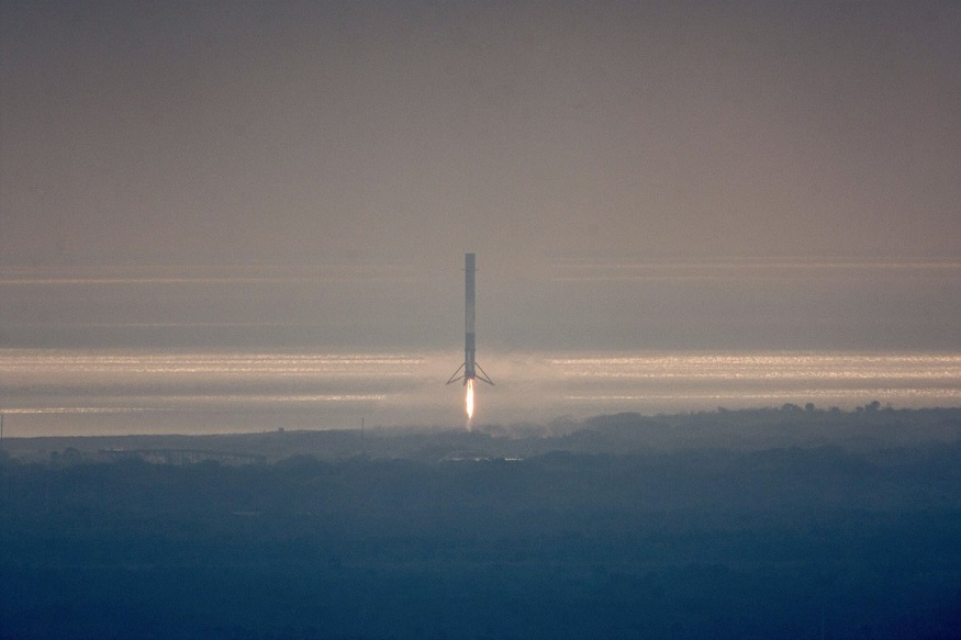 SpaceX Creates History With Second 'Used' Rocket Trip to Space