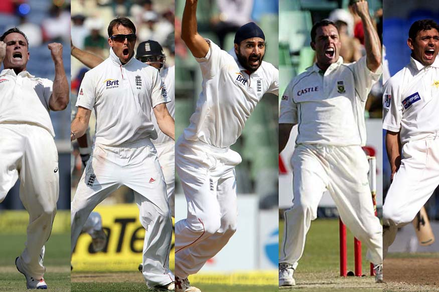 Which Visiting Spinner's Performance in India Has Been the Best?