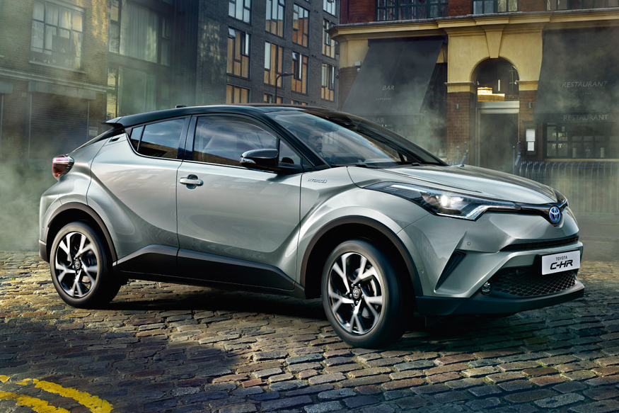 toyota new car release in indiaToyota CHR Expected to Launch in India in 2018  News18