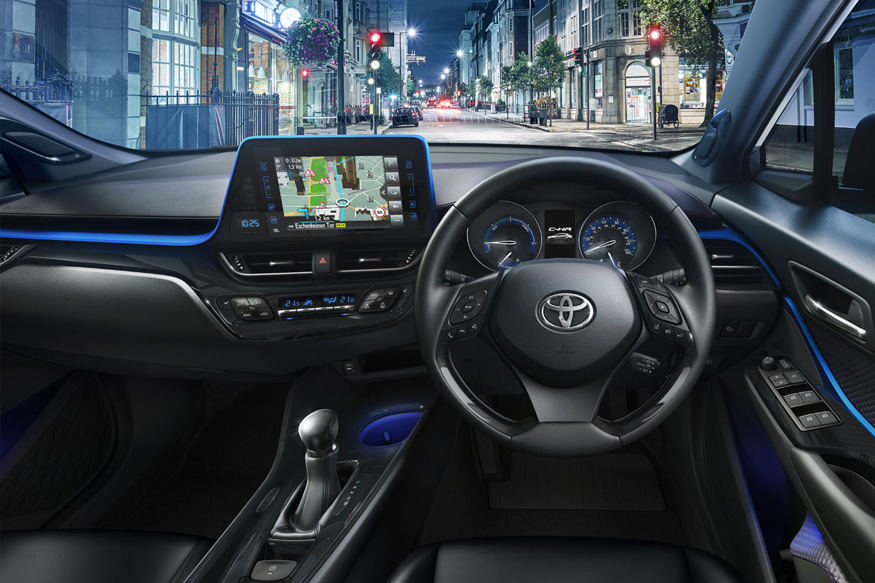 2018 toyota upcoming vehicles. brilliant 2018 inside the toyota chr image uk on 2018 toyota upcoming vehicles