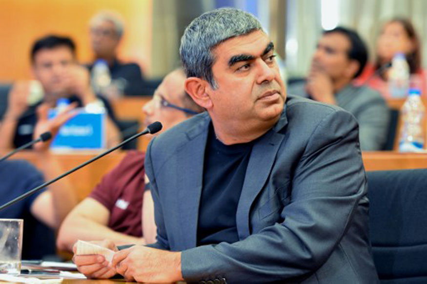 Need to Return to Environment of Respect, Vishal Sikka Tells Infy Staff