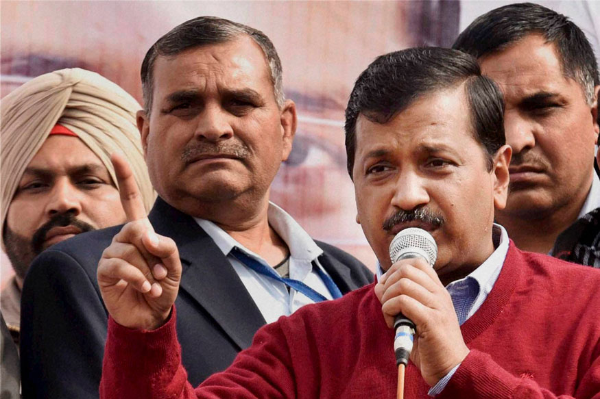 God Gave AAP 67 Seats Knowing This Day Would Come: Arvind Kejriwal