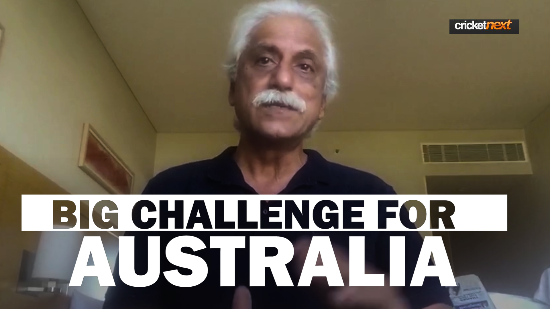 India vs Australia, The Big Battle: Ayaz