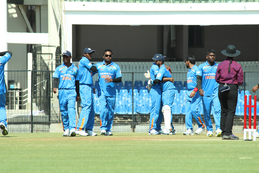 Unbeaten India Enter Blind Cricket World Cup