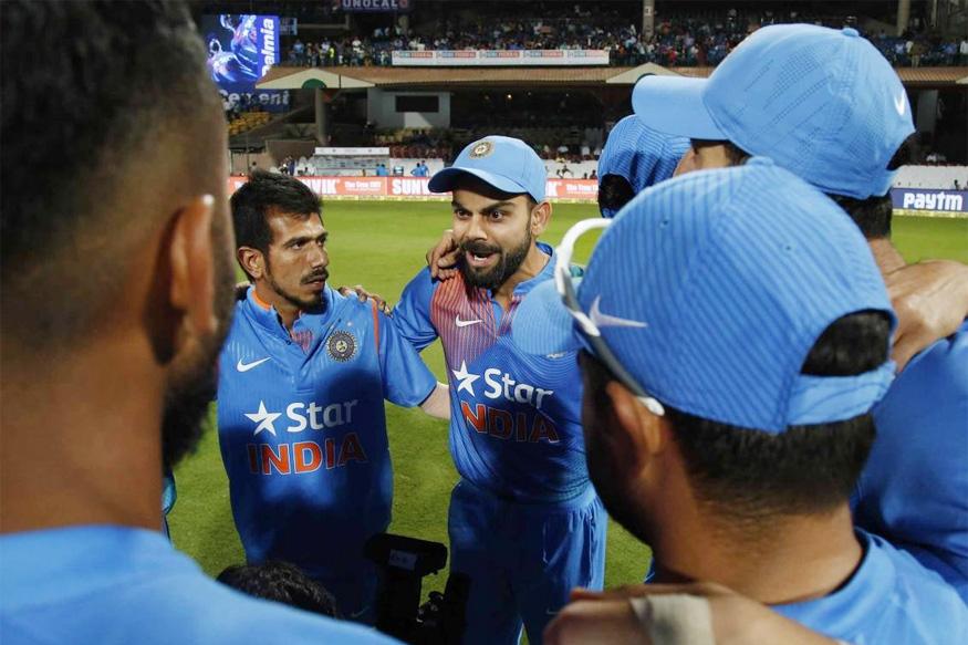 Virat Kohli Retains Top Spot, Giant Leap for Chahal in T20I Rankings
