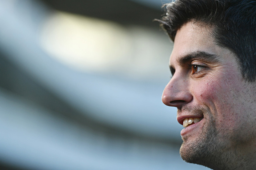 Alastair Cook: new faces at the opposite end