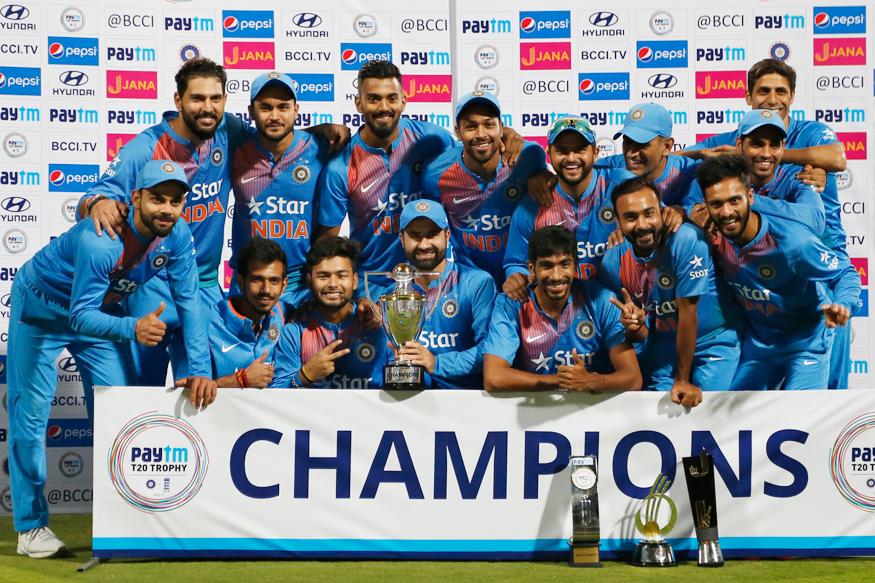 Team India Report Card: T20I Series Versus England