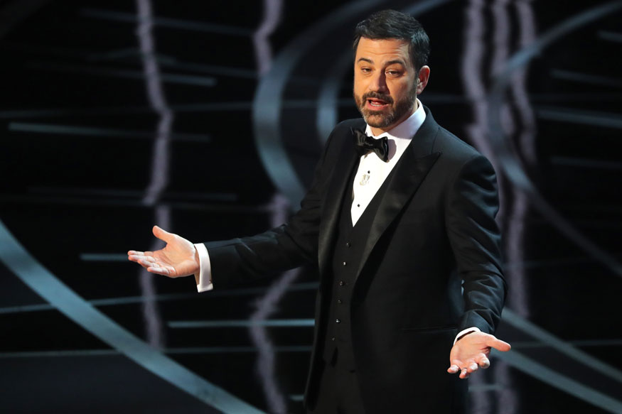 Jimmy Kimmel To Host 2018 Oscars