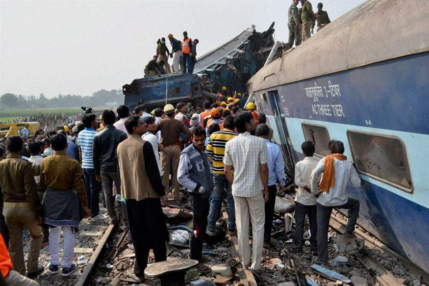 8 Major Train Accidents Under Suresh Prabhu's Watch