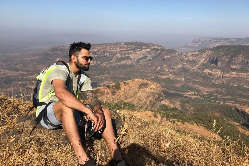 Virat Kohli and Boys Go Trekking To Unwind After Pune Debacle