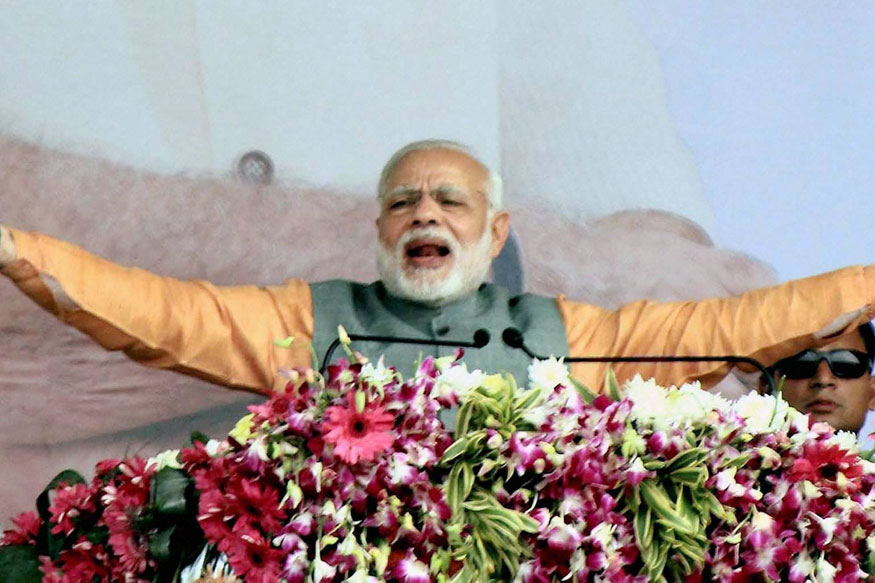 Insurgents Impose Curfew During PM Modi's Visit to Manipur