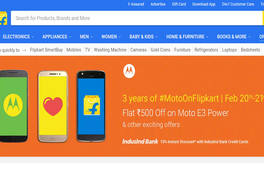 Moto Anniversary Sale On Flipkart: Heavy Discount, Exchange Offers On Moto Smartphones