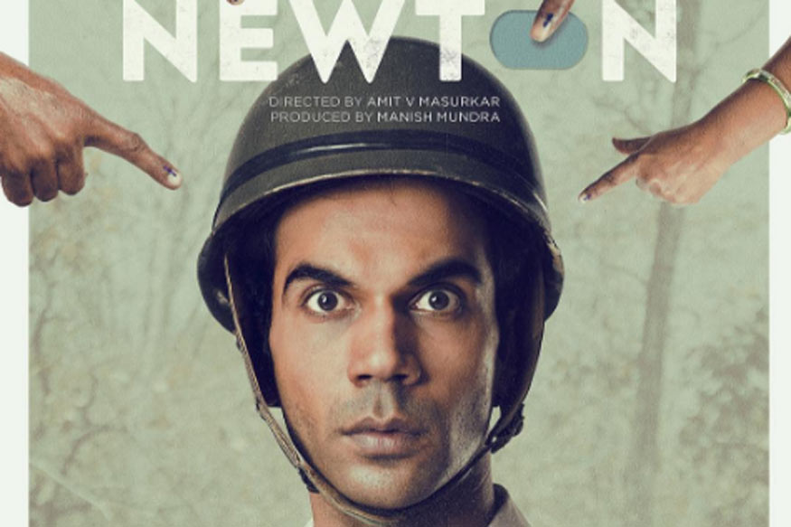 Rajkummar Rao-starrer Newton is India's Official Entry For Oscars