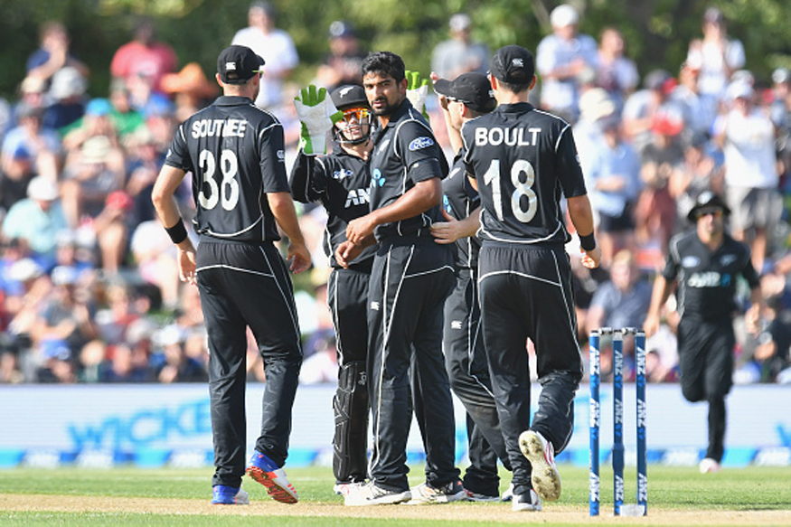 Record Taylor Ton Helps New Zealand Beat South Africa
