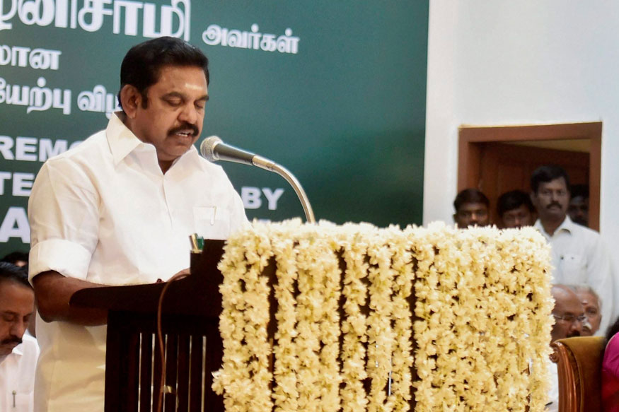 Tamil Nadu CM Palaniswami Says He is Secular, Cites Opposition to Triple Talaq Bill as Proof