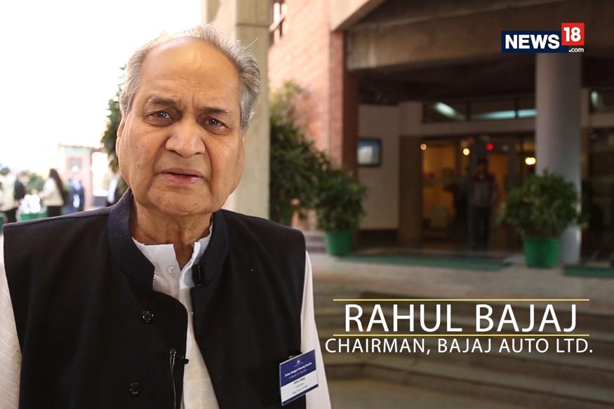 rahul bajaj the traditional leader Hero honda motors (india) ltd: pany had come from nowhere to whiz past bajaj auto ltd, the traditional leader of the pack in two- mr rahul bajaj,.