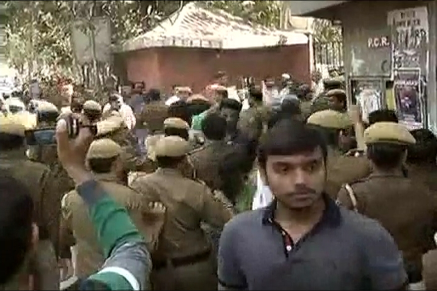 It Was Assault, Not Clashes; Say Protesters Beaten at Ramjas Violence