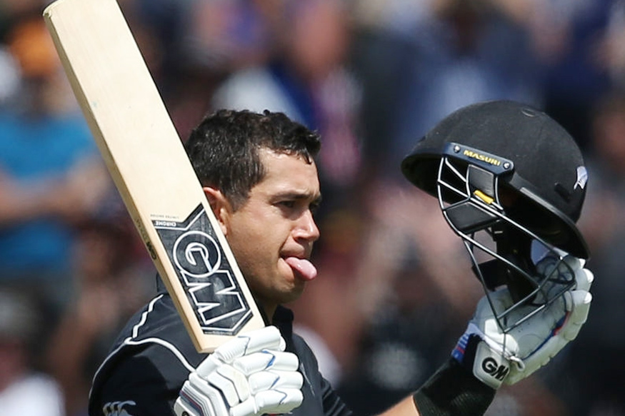 Ross Taylor Achieves Milestone ODI Century