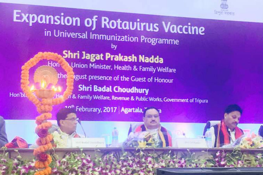 Rotavirus Vaccine To Combat Diarrhoeal Deaths Launched For Five More States