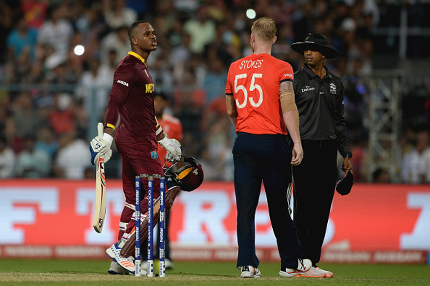 Marlon Samuels Out of Windies Squad for England ODIs