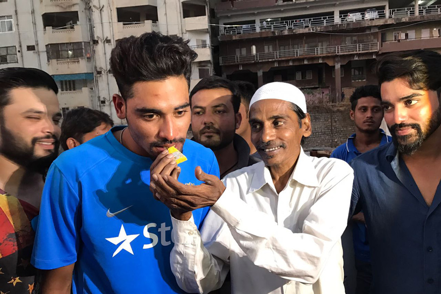 Feel Proud That I Can Shoulder Family's Responsibility, Says Mohammed Siraj