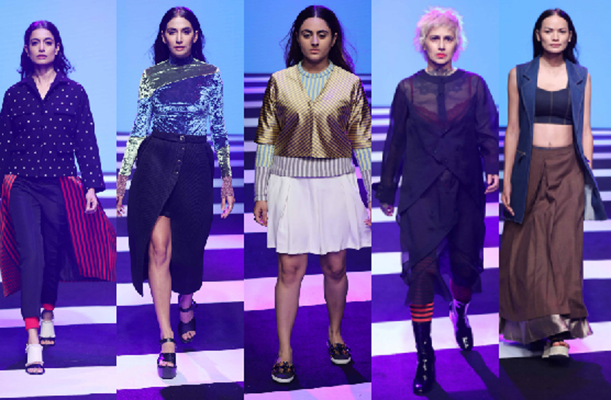 LFW 2017: When Beauty Stereotypes Took A Backseat In