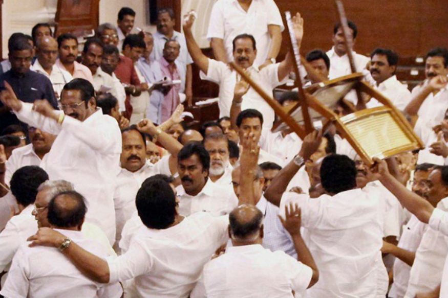 Was TN Trust Vote Legal? Madras HC Demands Video of Assembly Ruckus