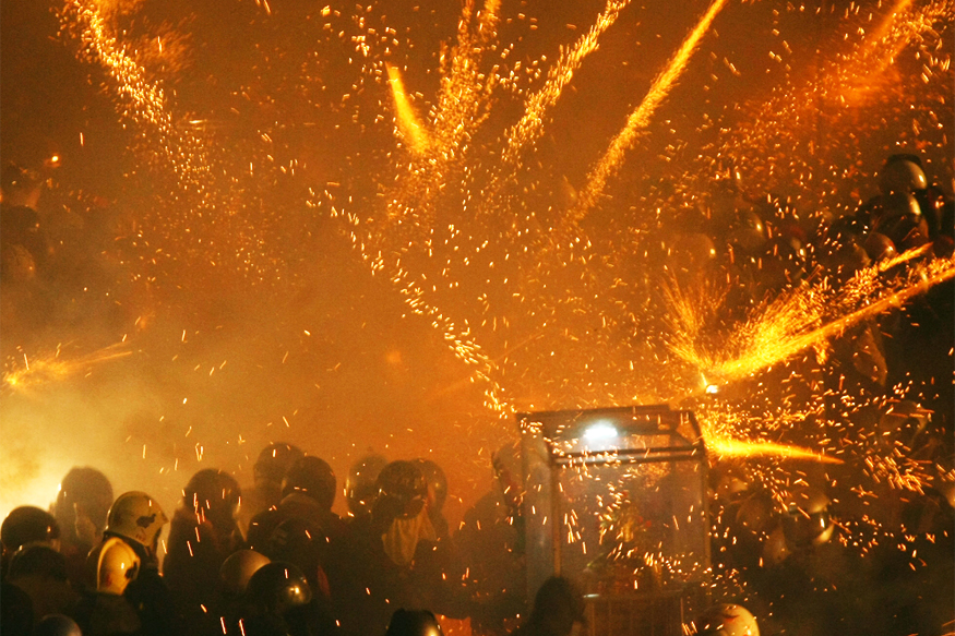 At least 20 Injured in Jabalpur Ordnance Factory Fire