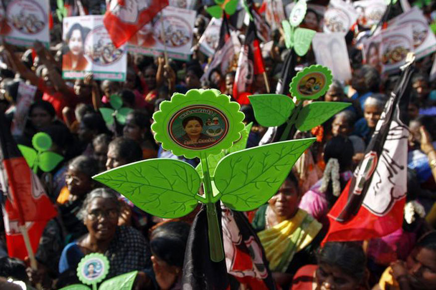 EPS-OPS Camp Wins Back AIADMK's 'Two Leaves' Symbol: Sources