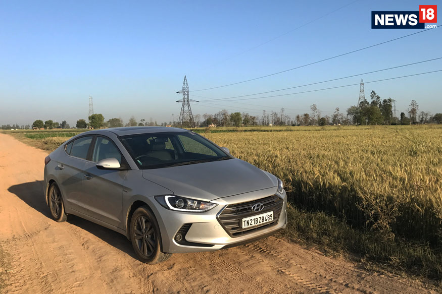 Hyundai Elantra Review: The Korean Plan To Kill German Cars In India