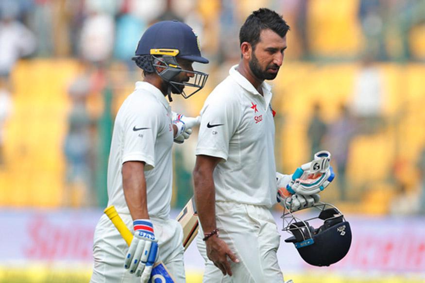 Bengaluru Test, Day Four: Stats highlights