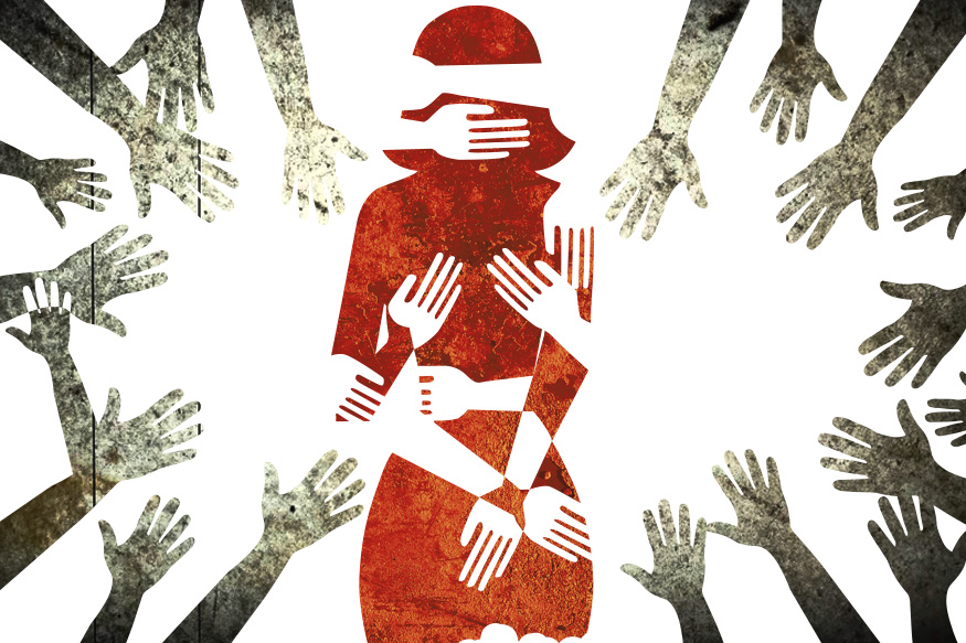 Two Women Molested by 14 Men in UP, Video Posted on Social Media