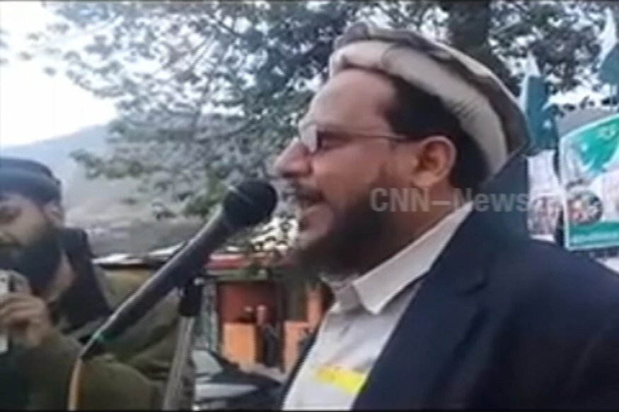 'JuD Will Revive Fight For Kashmir', Says Hafiz Saeed's Son Talha