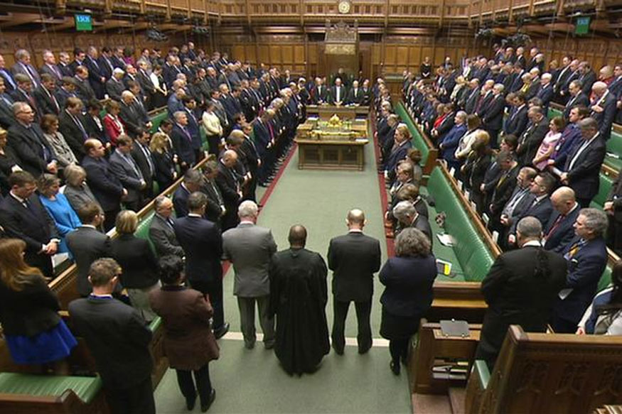 UK Parliament Attacker Identified as Khalid Masood, IS Claims Responsibility