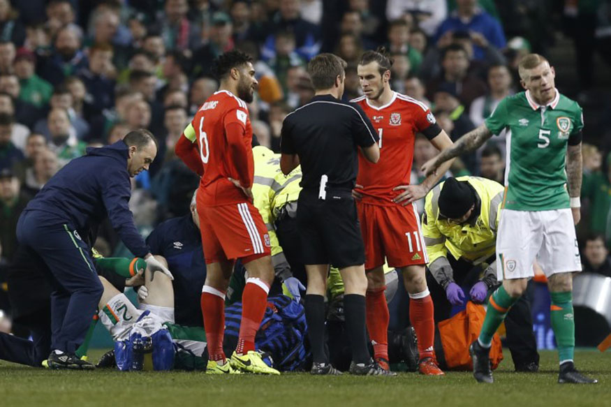 World Cup Qualifiers: Coleman Suffers Horrific Injury in Draw with Wales