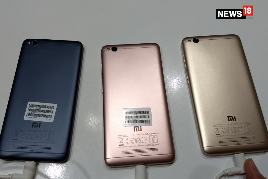 xiaomi redmi 4a in pics check out the new android phone