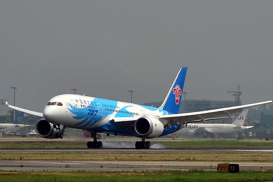 China Southern, American Airlines Announce Tie-up