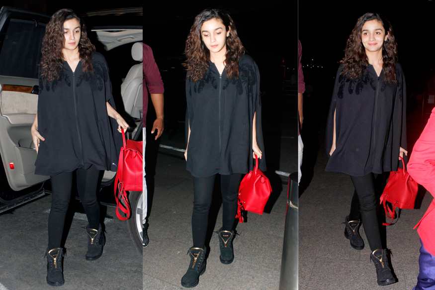 Alia Bhatt Often Ditches Her Straight Hairdos For This Wavy Style